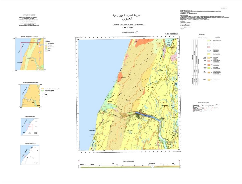 Geology Mining